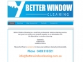 Better Window Cleaning